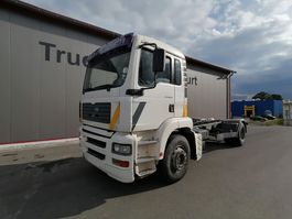 chassis cab truck MAN TG 360 A 2002
