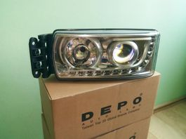 Other truck part Iveco stralis euro 6 headlight left