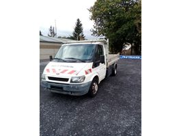 vcl de volquete < 7.5 t Ford Transit TRANSIT KIPPER 90T350 2006