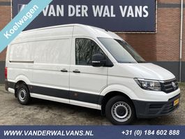 refrigerated van Volkswagen Crafter 35 2.0TDI 140pk L3H3 (oude L2H2) *Koelwagen* Airco PDC 230v-Omvormer 2017