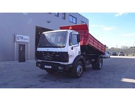 tipper truck > 7.5 t Mercedes-Benz SK 1820 (GRAND PONT /SUSPENSION LAMES / V6-MOTEUR) 1995