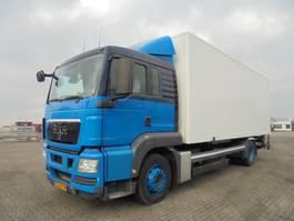 closed box truck > 7.5 t MAN TGS 18.320 2011
