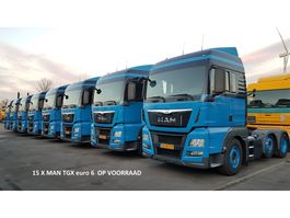 cab over engine MAN TGX 26 440 EURO 6 2014