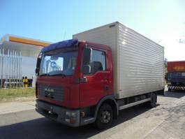 closed box truck > 7.5 t MAN TGL 12.180 2006