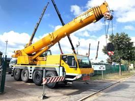 All-Terrain-Kräne Liebherr LTM 1060/2 8x6 - 60 TONS - 42m BOOM - 4x EXTENSIONS - TOP BELGIAN MACHINE 2001