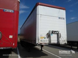 sliding curtain semi trailer Schmitz Cargobull Schuifzeil Standaard 2013