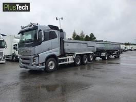 tipper truck > 7.5 t Volvo FH16 750 2019
