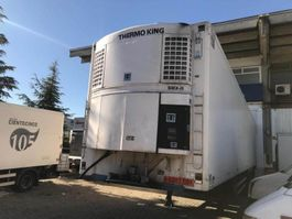 refrigerated semi trailer Lecitrailer Frigo 2002