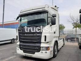 cab over engine Scania R500 2012