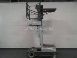 scissor lift crawler JLG 10MSP 2012