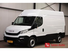 closed lcv Iveco Daily 35S14 Lease Financial lease €230 per maand 2017