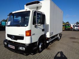 refrigerated truck Nissan ATLEON + Manual + Carrier Xarios 350 2008