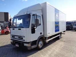 Koffer LKW > 7.5 tonnen Iveco EuroCargo 75E17 + Manual + Dhollandia Lift 2003