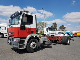Fahrgestell LKW Iveco EUROCARGO 180 E 28 - Gearbox damaged 2003