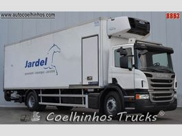 refrigerated truck Scania P 250 2013