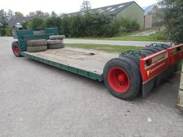 harvest trailer Nooteboom dieplader
