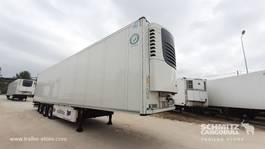 Kühlauflieger Schmitz Cargobull Diepvriesopbouw voor bloemen 2015