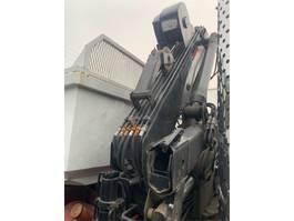 loader crane Hiab 070 1986