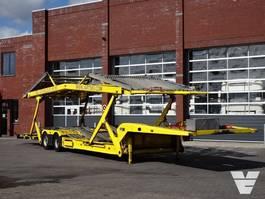 PKW-Transporter Auflieger KAESSBOHRER SP9-16L - 7 cars - winch - aggregaat -TUV: 22-07-2021 2001