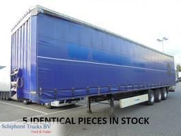 sliding curtain semi trailer Krone SD - Coil-liner (5 identikal pieces in stock) 2011