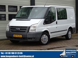 closed lcv Ford Transit 260S 2.2 TDCI DC 6 Persoons - Airco 2007