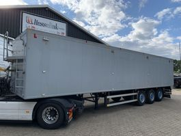 walking floor semi trailer Bulthuis Bulthuis 66m3 Agrar 12m L, Lenkachse, Liftachse, Cargo floor 8MM 2000