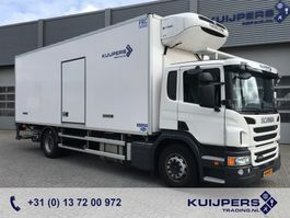refrigerated truck Scania P280 Monotemp Koelwagen / Thermo King T800R / Dhollandia Lift / 7,60m 2016