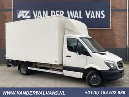closed lcv Mercedes-Benz Sprinter 513CDI 432 Bakwagen + ½ laadklep Camera, Spoiler, stoelverwarming 420x22... 2015