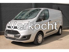 closed lcv Ford Transit Custom 290 2.0 TDCI 170PK - Airco - Navi - Cruise - € 13.950,- Ex. 2016