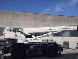 rough terrain crane Terex RC45 2011