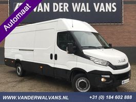 closed lcv Iveco Daily 35S14V L3H2 410 *AUTOMAAT* Airco, Cruisecontrol, chauffeursstoel 2018