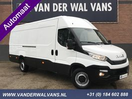 closed lcv Iveco Daily 35S14V L3H2 410 *AUTOMAAT* | Airco Cruisecontrol Parkeersensoren 2018