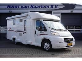 caravana semi-integrada Rapido 783F Camper 130 PK | Standverwarming | XXL Garage | Luifel | Fietsendrag... 2007