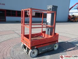 other aerial platform Skyjack SJ16 Electric Vertical Mast Work Lift 675cm 2014