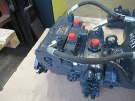 hydraulic system equipment part Bomag A4VG71DGDT1/32L-NZF10K071E-S