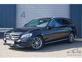 coche familiar Mercedes-Benz C-Klasse Estate 200 CDI Prestige Leder 2015