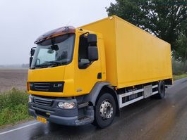nákladní vozidlo s uzavřenou skříní > 7.5 t DAF FA LF55G18 2009