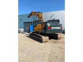 crawler excavator Hyundai HX260 L 2017