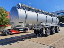 tank semi trailer semi trailer Van Hool van Hool 2021