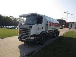 cysterna Scania REF-492 2017
