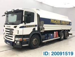 cysterna Scania P310 - 6x2 2008