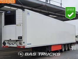 semirremolque frigorífico Krone Carrier Vector 1550 3 axles Doppelstock Liftachse Palettenkasten 2013