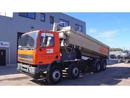 camión de volquete > 7.5 t DAF 85 ATI 300 (FULL STEEL SUSPENSION / EURO 2 / MANUAL PUMP / 12 TIRES) 1996