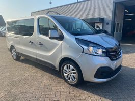 minivan - passenger coach car Renault Trafic 1.6 dCi  92KW  L2H1 PASSENGER 9SITZ € 12950,- NETTO 2018
