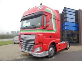 cabeza tractora DAF XF460 SSC / Euro 6 / 2 Tanks / NL Truck / APK 2014