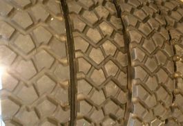 tyres truck part Michelin 13R22.5_Michelin_XZL_154K_Baustelle_Offroad Reifen_Top Zustand