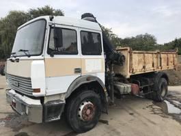 tipper truck > 7.5 t Iveco 190-32 **TIPPER-CRANE-FRENCH TRUCK** 1990