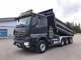 tipper truck > 7.5 t Mercedes-Benz Arocs 3258 8x4 euro 6 2016