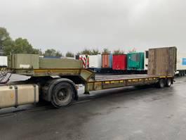 lowloader semi trailer MOL D712 1997