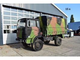 army truck Renault TRM 2000 4×4 15x in stock 1990